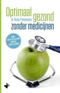 cover boek optimaal gezond zonder medicijnen